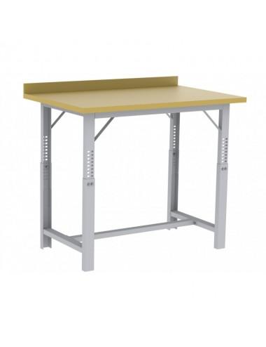 Stół warsztatowy z regulacją
