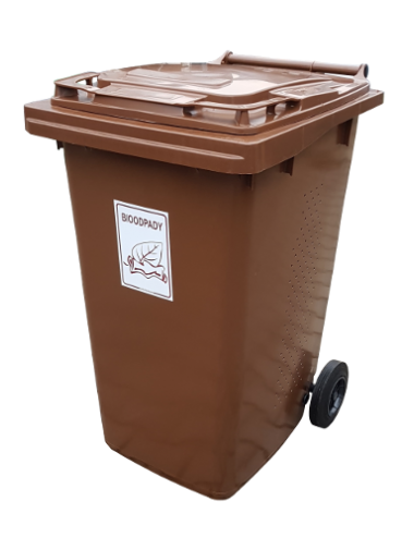 Pojemnik na bioodpady 240 L