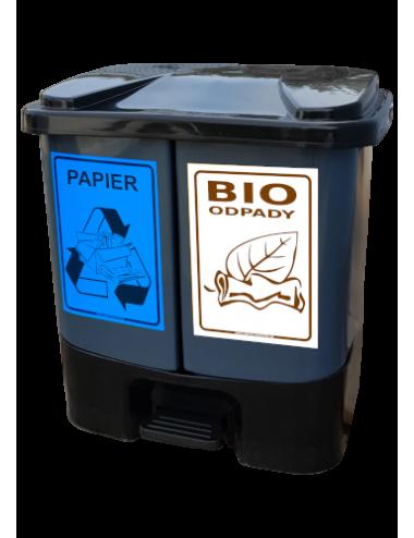 Pojemnik na bioodpady 40 L...