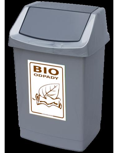 Pojemnik kosz na bioodpady...