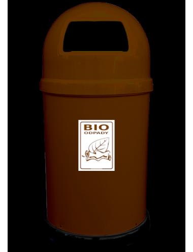 Pojemnik na bioodpady 80 L