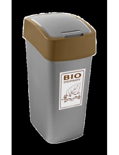 Pojemnik kosz na bioodpady 50L