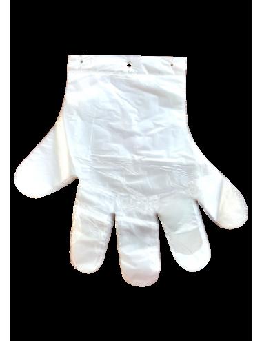 Jednorazowe rękawice...