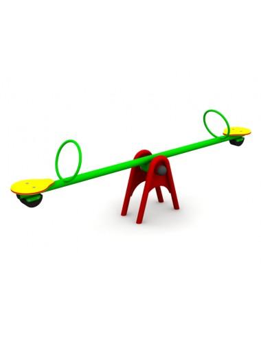 Huśtawka wagowa plac zabaw