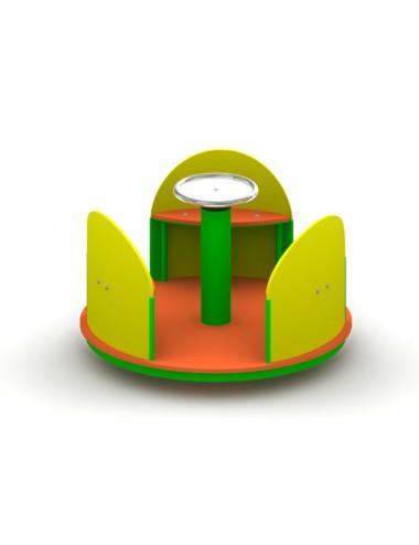 Karuzela tarczowa plac zabaw