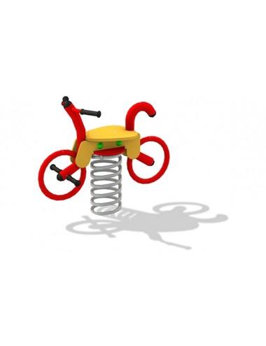 Bujak rowerek plac zabaw