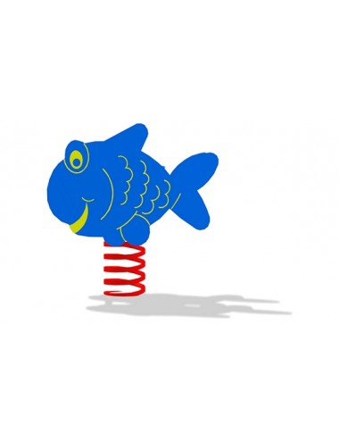 Bujak rybka plac zabaw