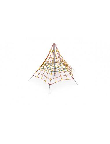 Piramida linowa dla dzieci...