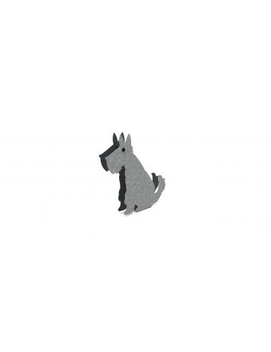 Stojak uchwyt barierka na psy