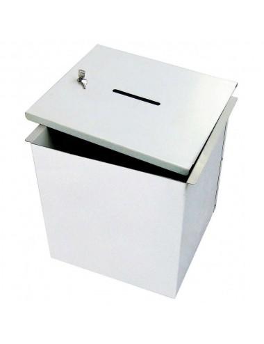 Urna wyborcza metalowa...