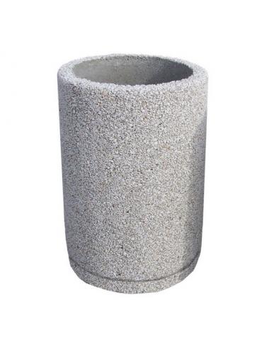Donica betonowa okrągła...