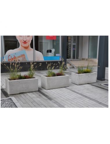 Donica betonowa prostokątna...