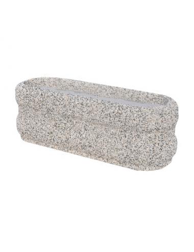 Donica owalna betonowa...