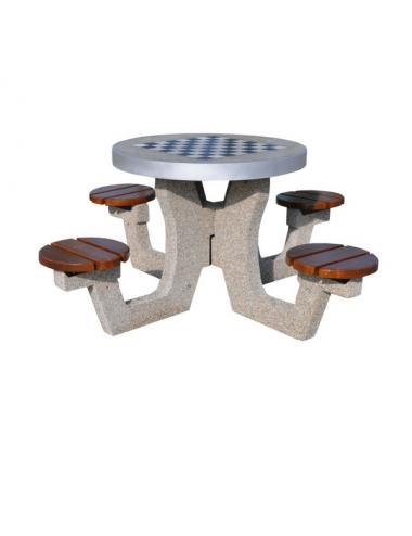 Stół betonowy do...